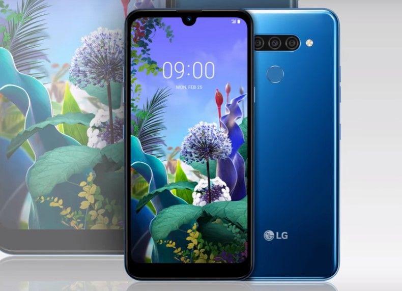 Смартфон LG Q60 — достоинства и недостатки
