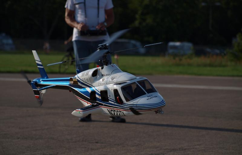 У меня есть вертолёт — я конструктор и пилот: радиоуправляемые модели геликоптеров