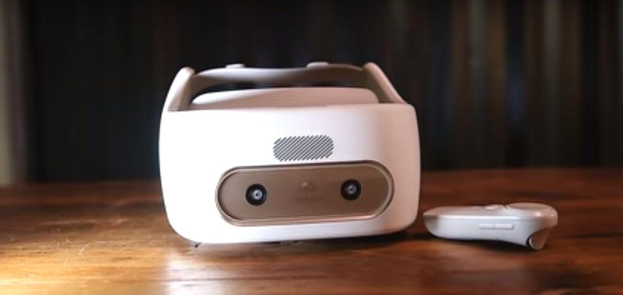 Очки виртуальной реальности HTC Vive Focus — достоинства и недостатки