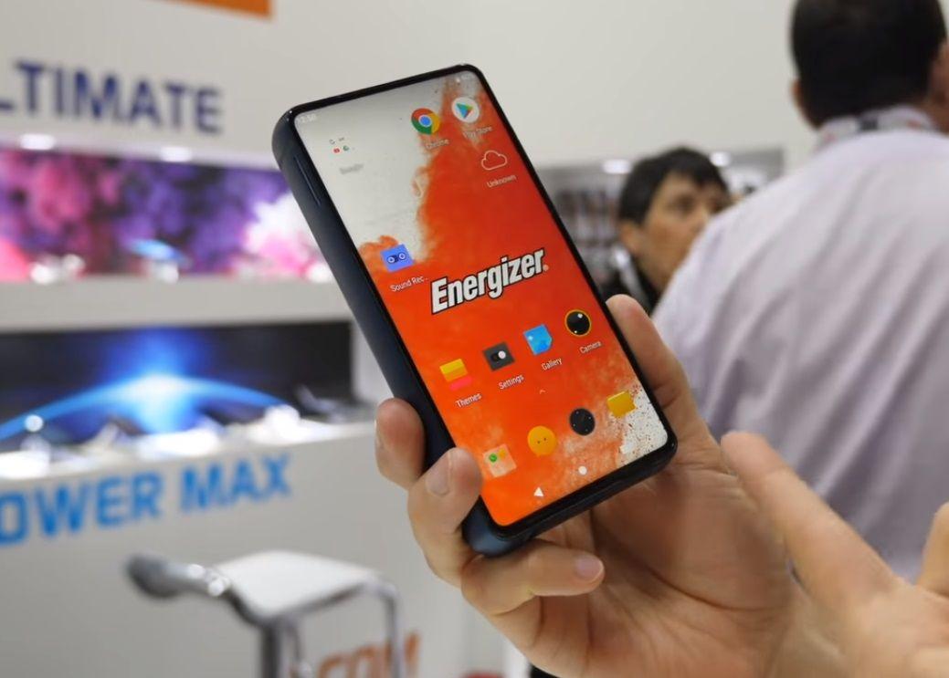 Смартфон Energizer Power Max P18K Pop — достоинства и недостатки