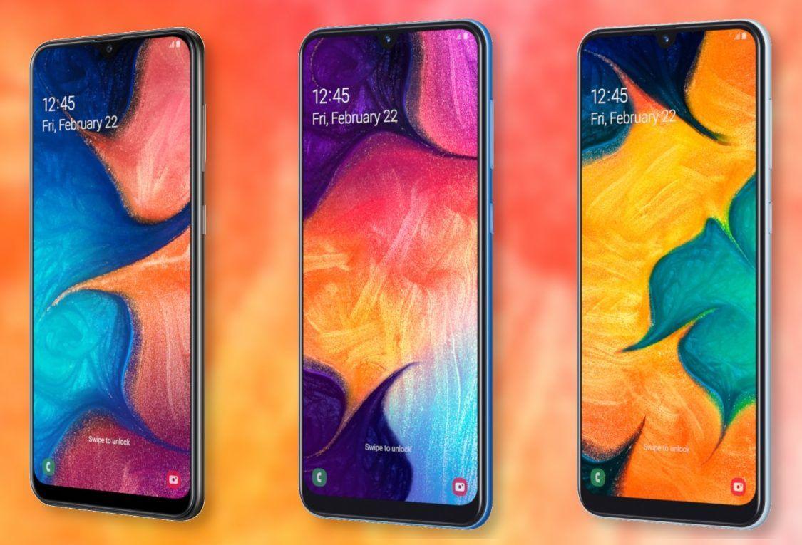 Samsung Galaxy A20: обзор смартфона
