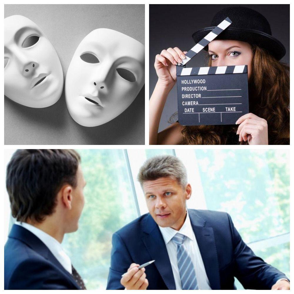 Чтобы стать режиссёром своей жизни, изучаем актёрское мастерство по книгам