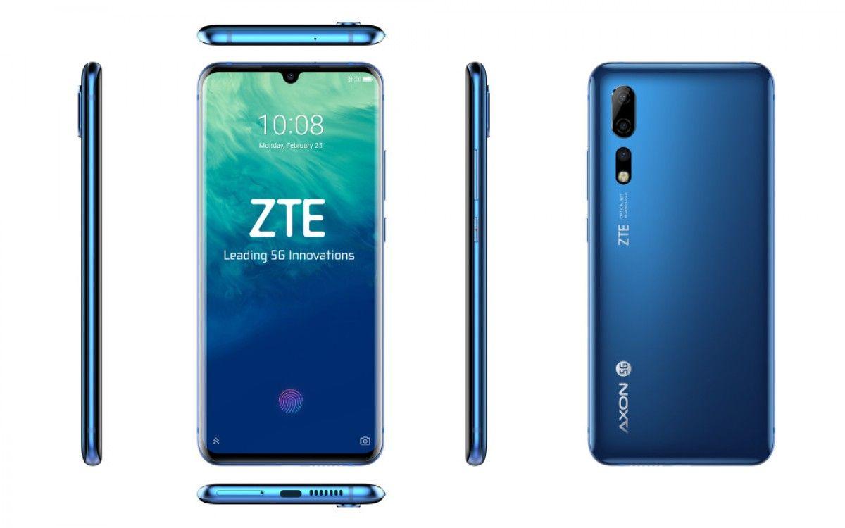 Смартфон ZTE Axon 10 Pro 5G — достоинства и недостатки