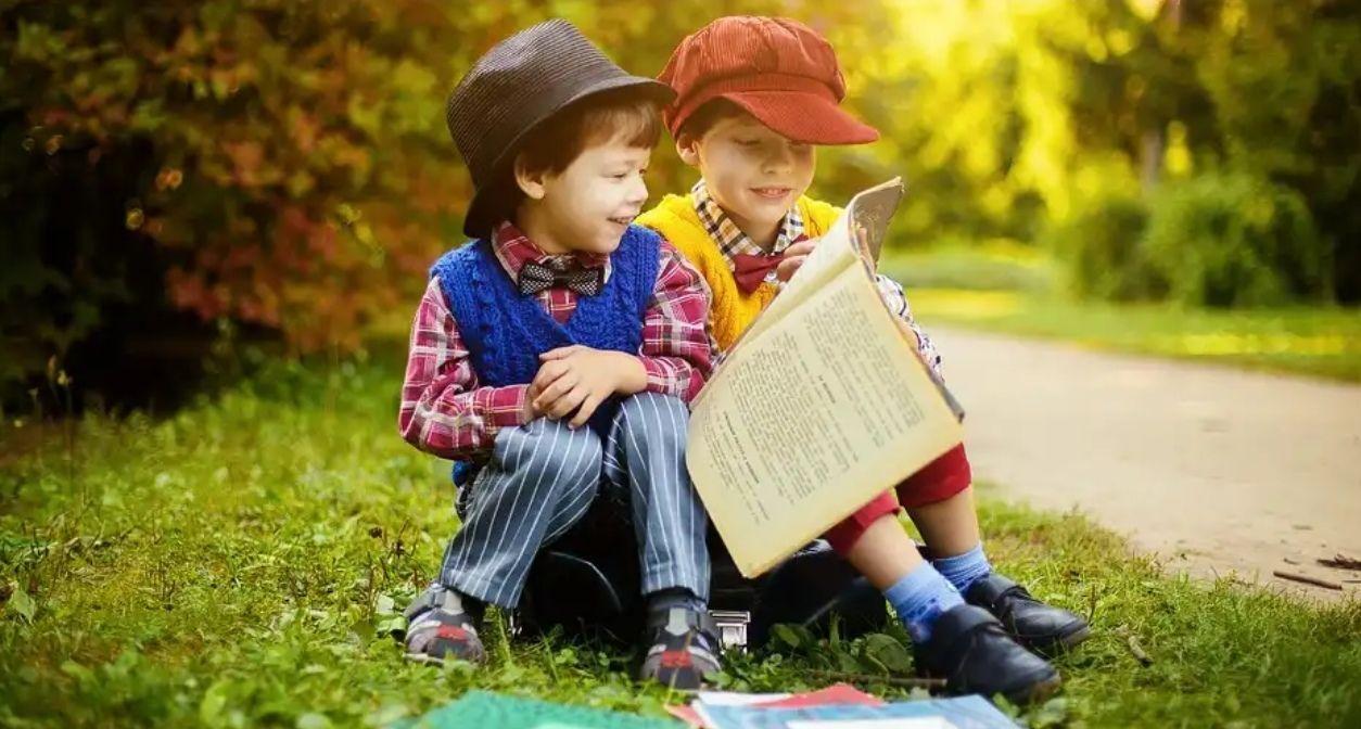 Рейтинг лучших книг для детей 8-10 лет