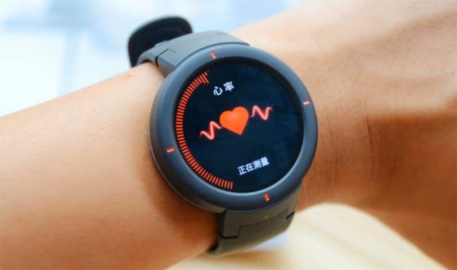 Xiaomi Amazfit Verge - обзор смарт часов и их технических показателей