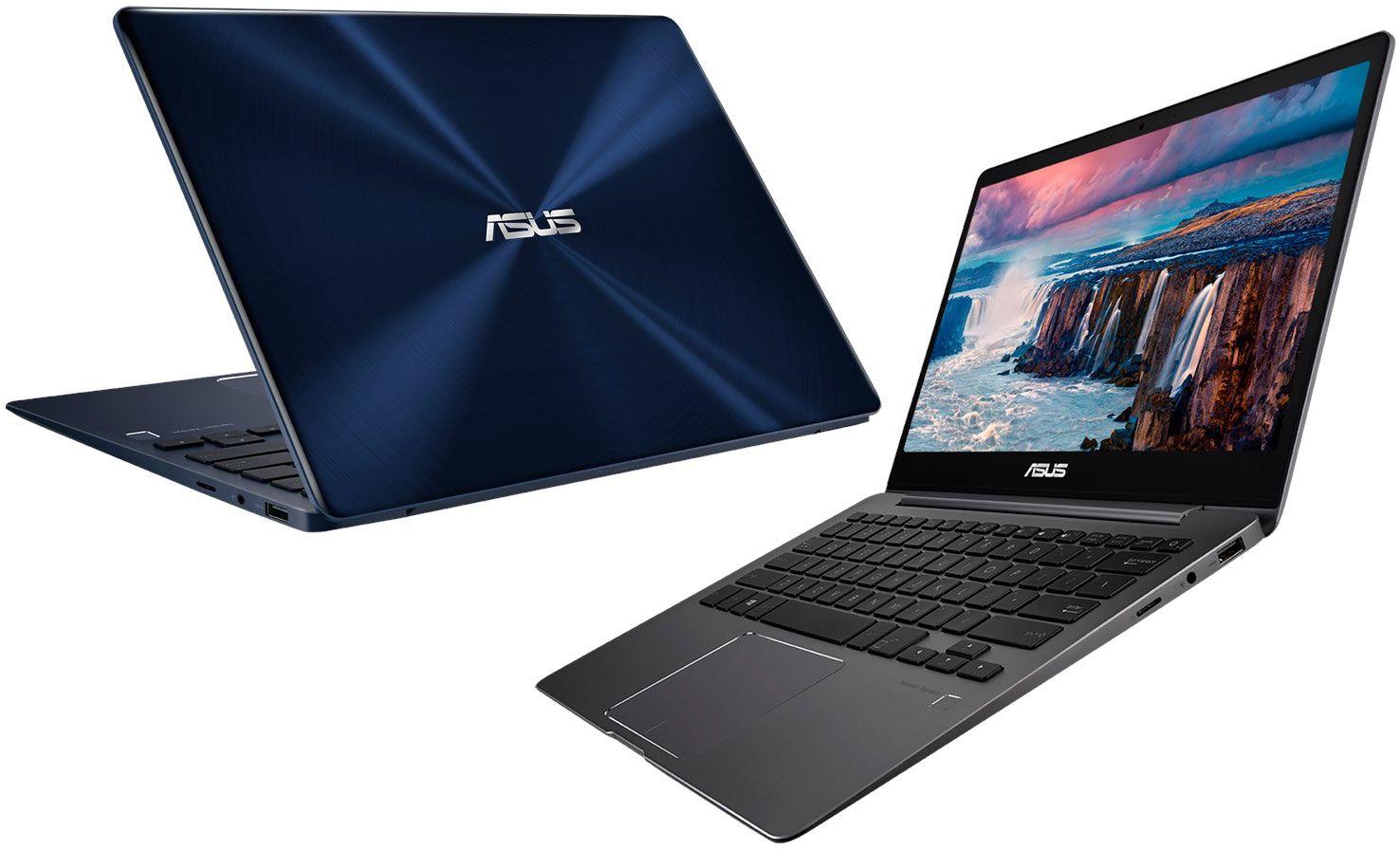 Обзор ноутбуков ASUS Zenbook 13 BX333FA и UX331FAL
