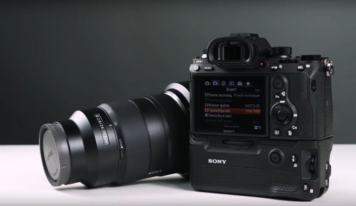 Лучшие объективы для фотокамер Sony 2021 года