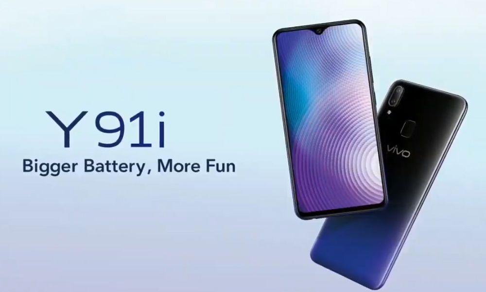 Красивый бюджетник: смартфон Vivo Y91i — достоинства и недостатки