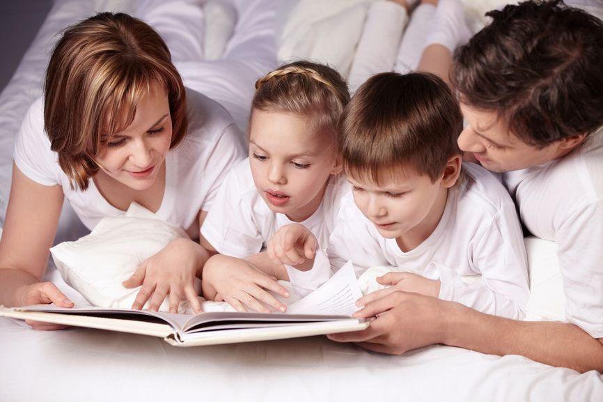 Лучшие книги для детей в возрасте от 4 до 6 лет