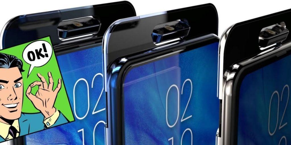 Смартфон Samsung Galaxy A80 — достоинства и недостатки