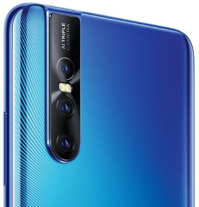 Vivo S1 - обзор смартфона