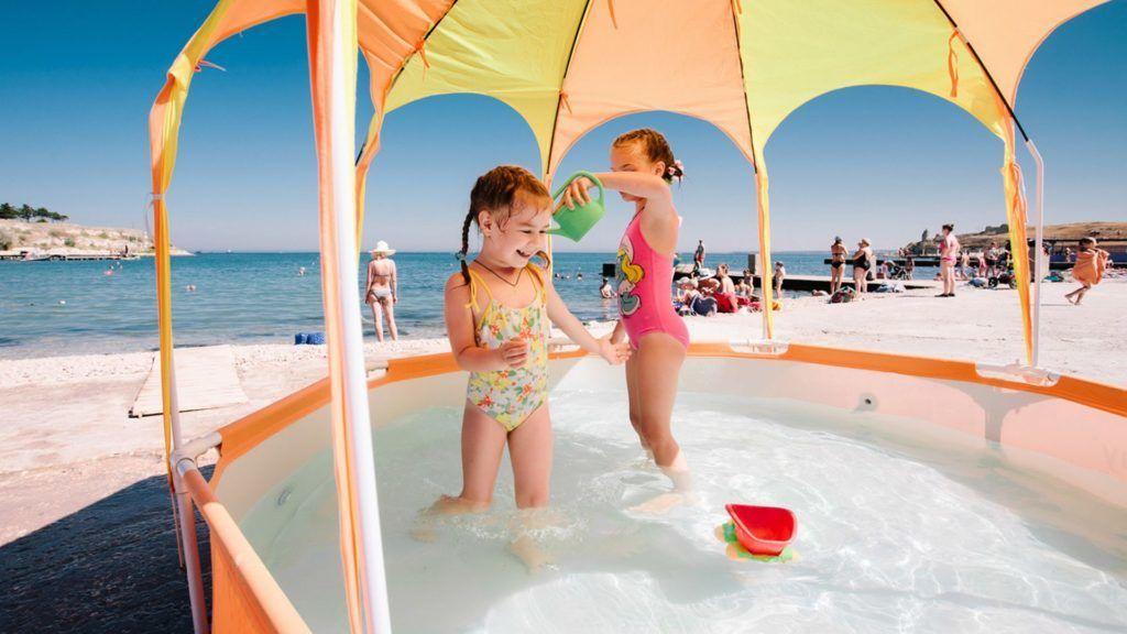 Рейтинг лучших пляжей Крыма для отдыха с детьми в 2020 году