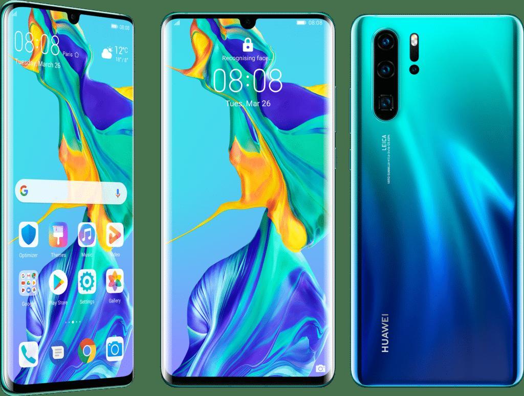 Смартфон Huawei P30 Pro — достоинства и недостатки