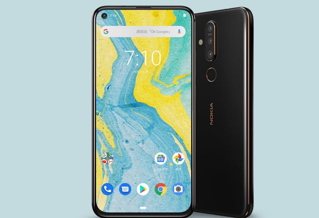 Смартфон Nokia X71 — достоинства и недостатки