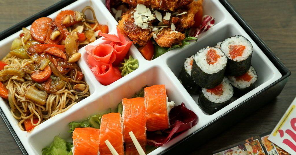 Почему в России доставка суши удобнее чем в Японии