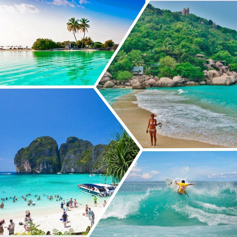 Острова Таиланда — райский отдых на любой вкус