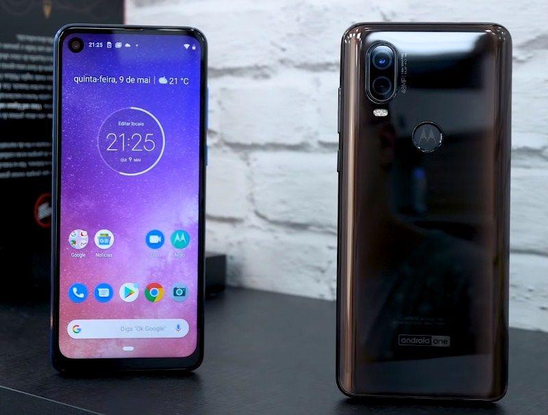 Смартфон Motorola One Vision — достоинства и недостатки