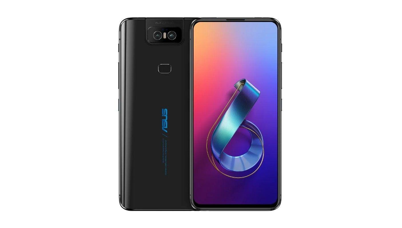 Смартфон Asus Zenfone 6 ZS630KL- достоинства и недостатки