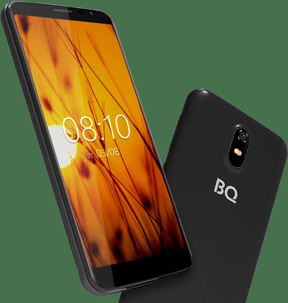 Смартфон BQ 5004G Fox — достоинства и недостатки