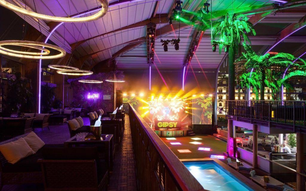 Клуб гараж в москве цены официант ночной клуб екатеринбург