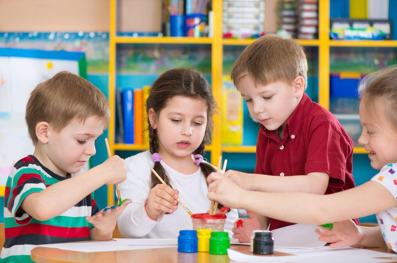Лучшие детские сады в Санкт-Петербурге в 2021 году
