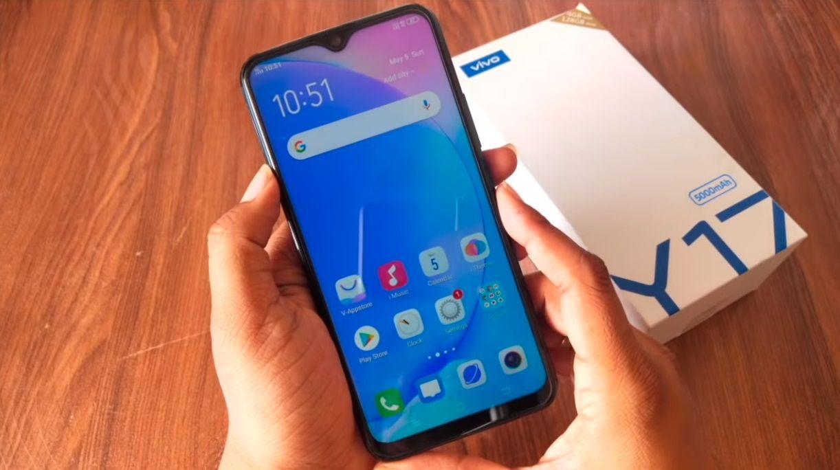 Смартфон Vivo Y17 — достоинства и недостатки