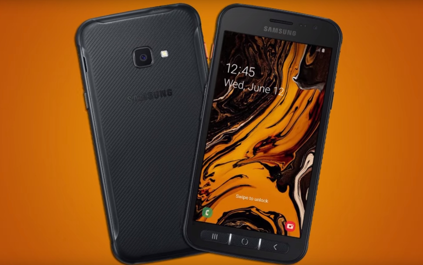 Смартфон Samsung Galaxy Xcover 4s: прочность и производительность