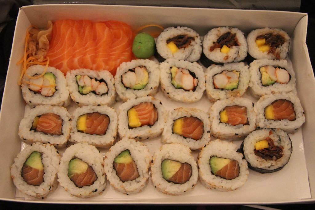 Лучшие службы доставки суши и роллов в Самаре в 2020 году