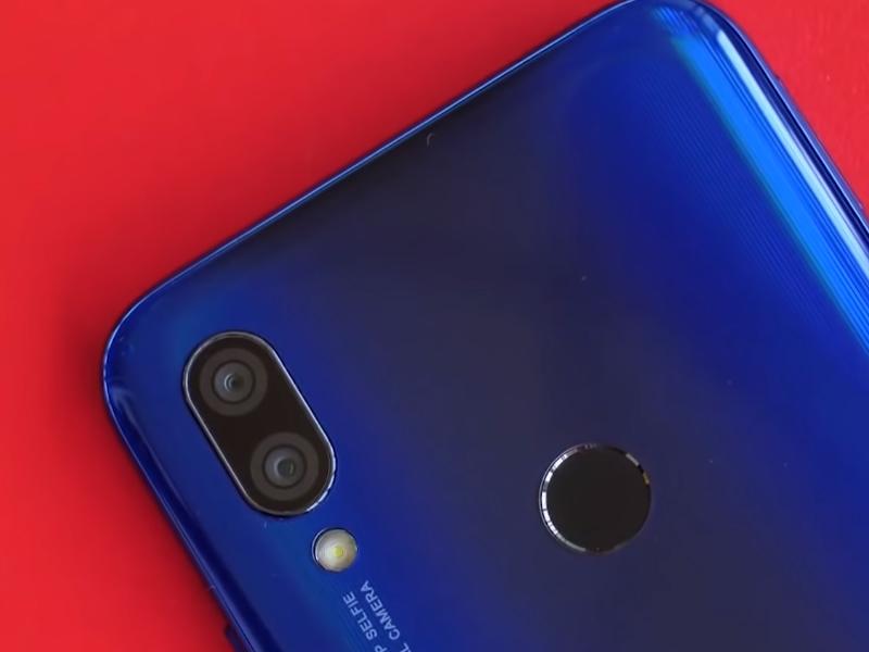 Смартфон Xiaomi Redmi Y3 - достоинства и недостатки