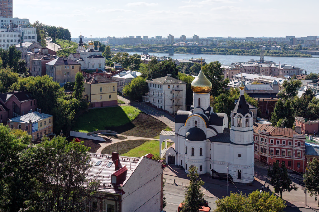 Рейтинг лучших недорогих отелей и гостиниц Нижнего Новгорода в 2020 году