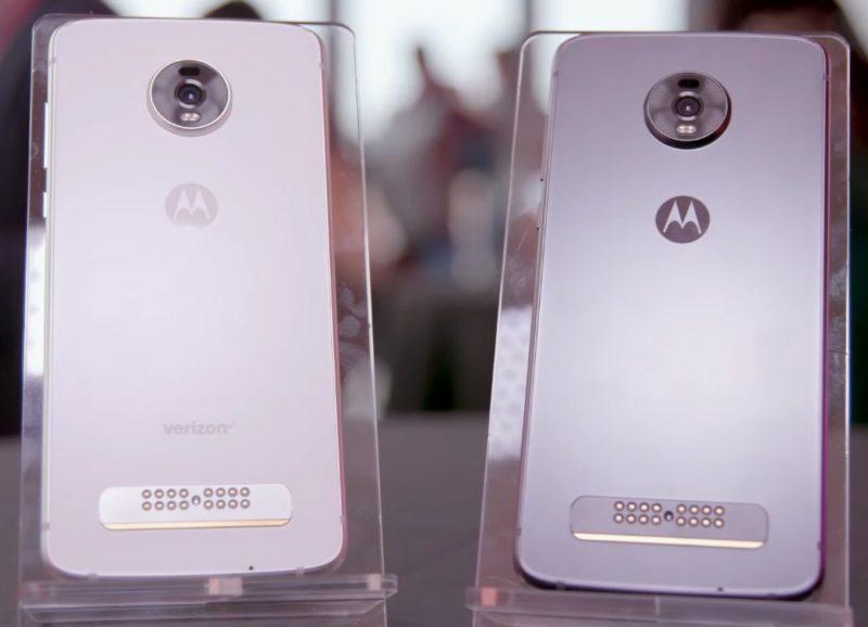 Смартфон Motorola Moto Z4 — достоинства и недостатки