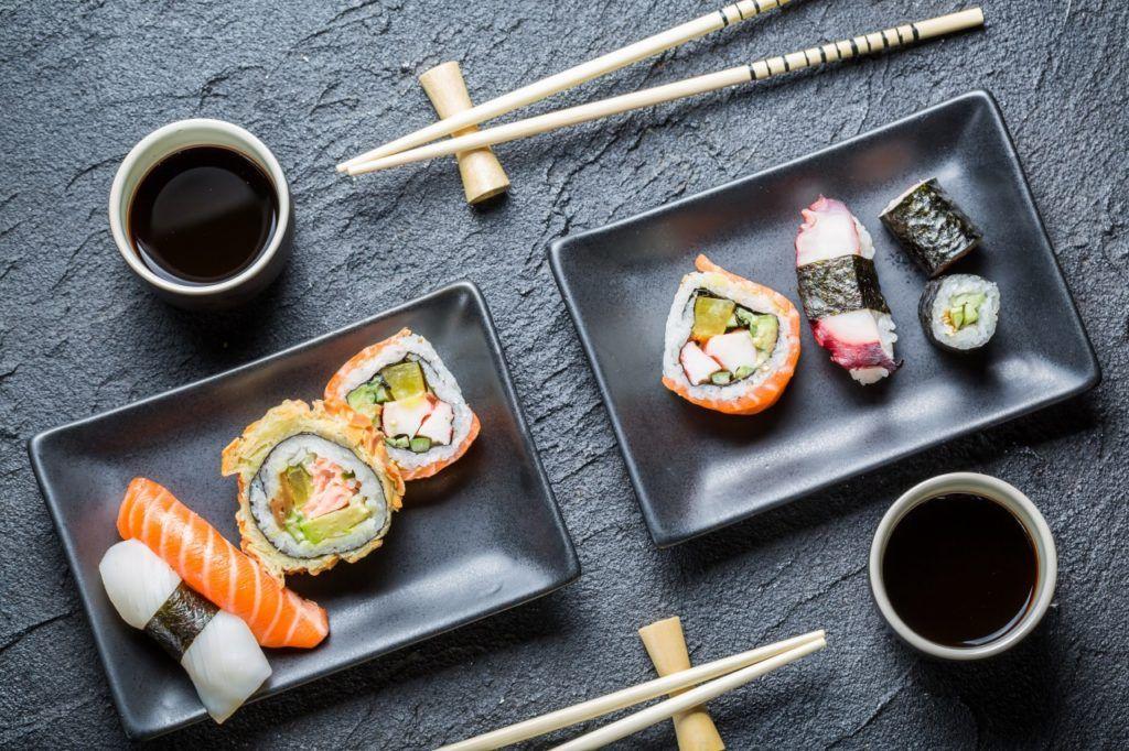 Рейтинг лучших доставок суши и роллов в Екатеринбурге в 2020 году