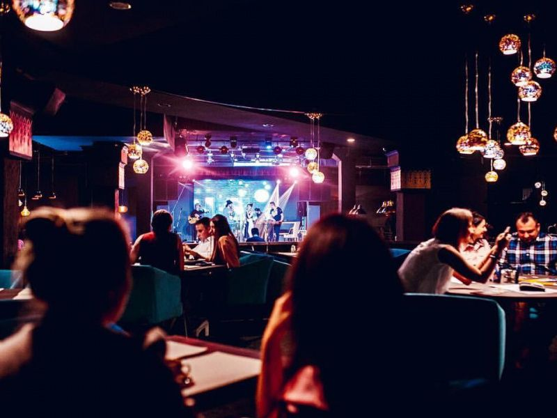 Мужские клубы екатеринбурга рейтинг коктейль ночным клубе