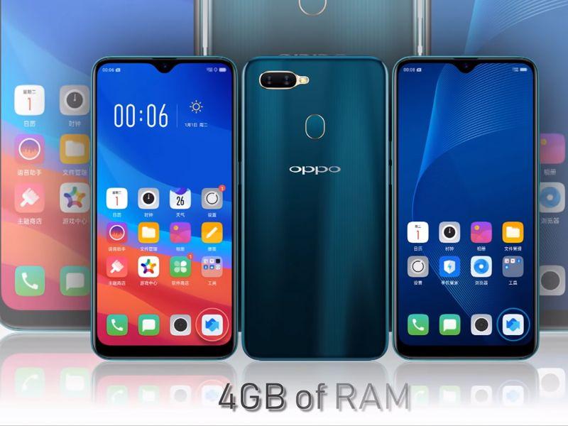 Смартфон Oppo A7n - достоинства и недостатки