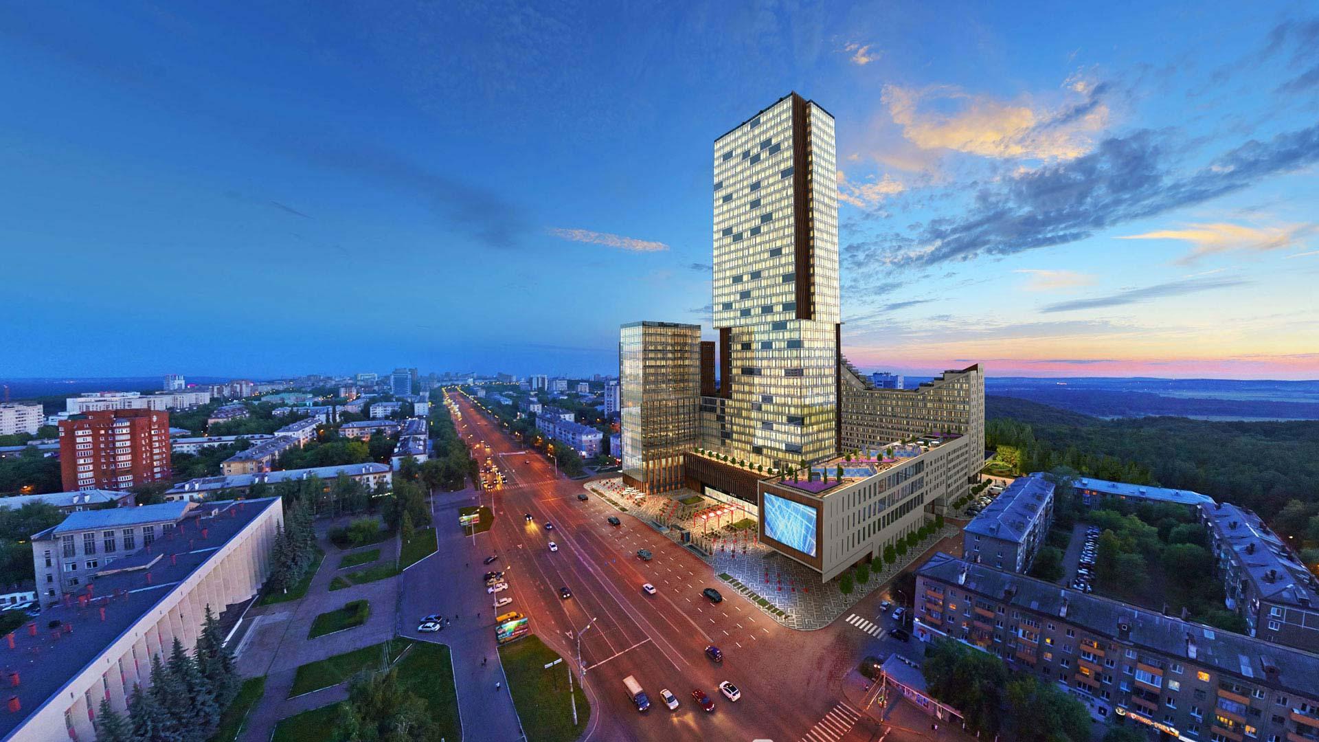 Рейтинг лучших недорогих отелей и гостиниц Уфы на 2020 год
