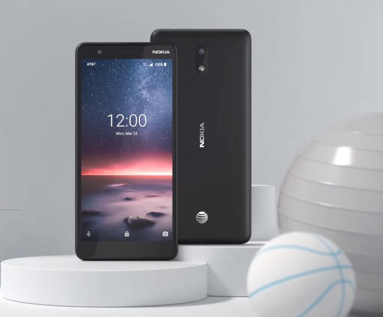 Смартфон Nokia 3.1 А — достоинства и недостатки