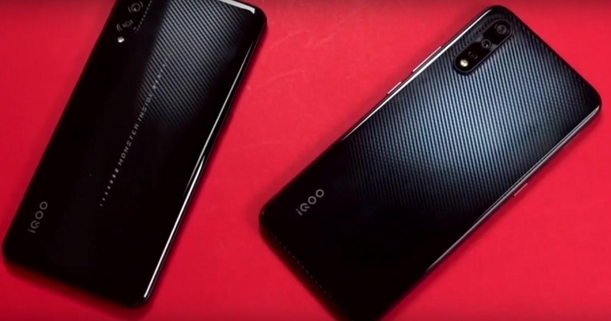 Смартфон Vivo iQOO Neo: бюджетная модель