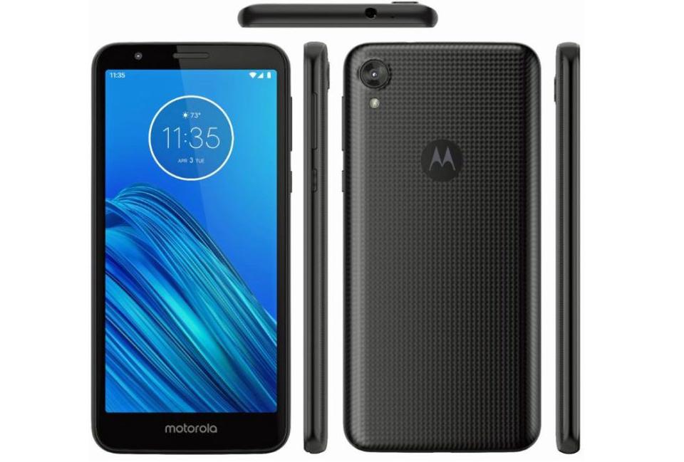 Обзор смартфона Motorola Moto E6