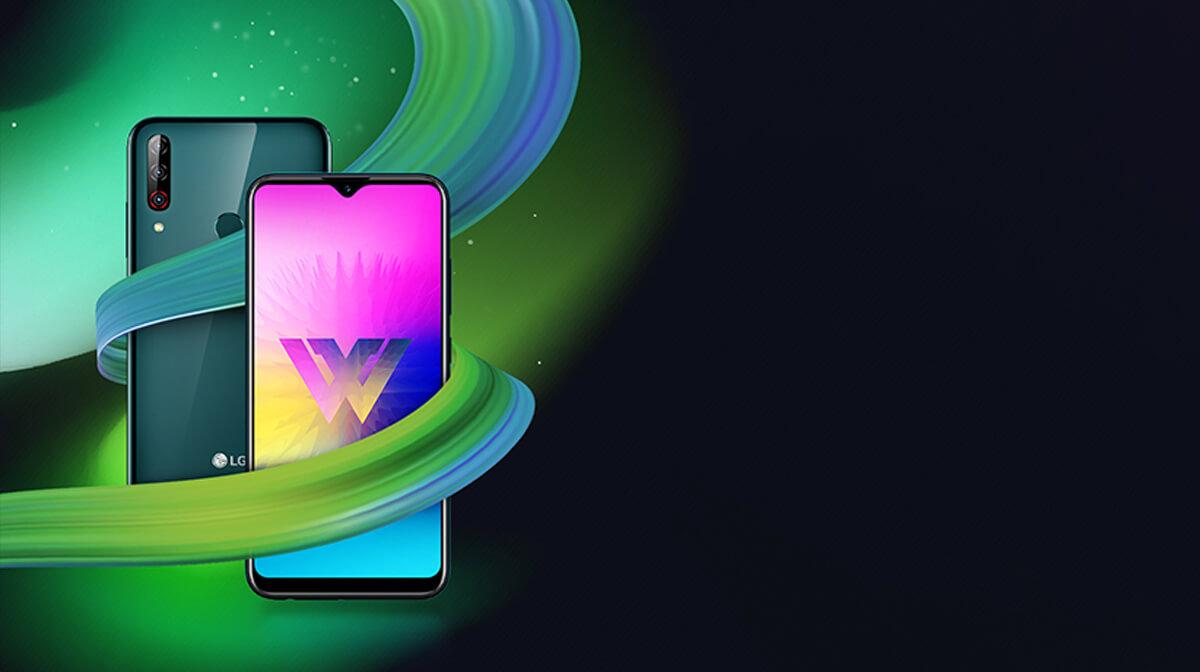 Смартфон LG W30 Pro: обзор первого бюджетника с уникальным дизайном