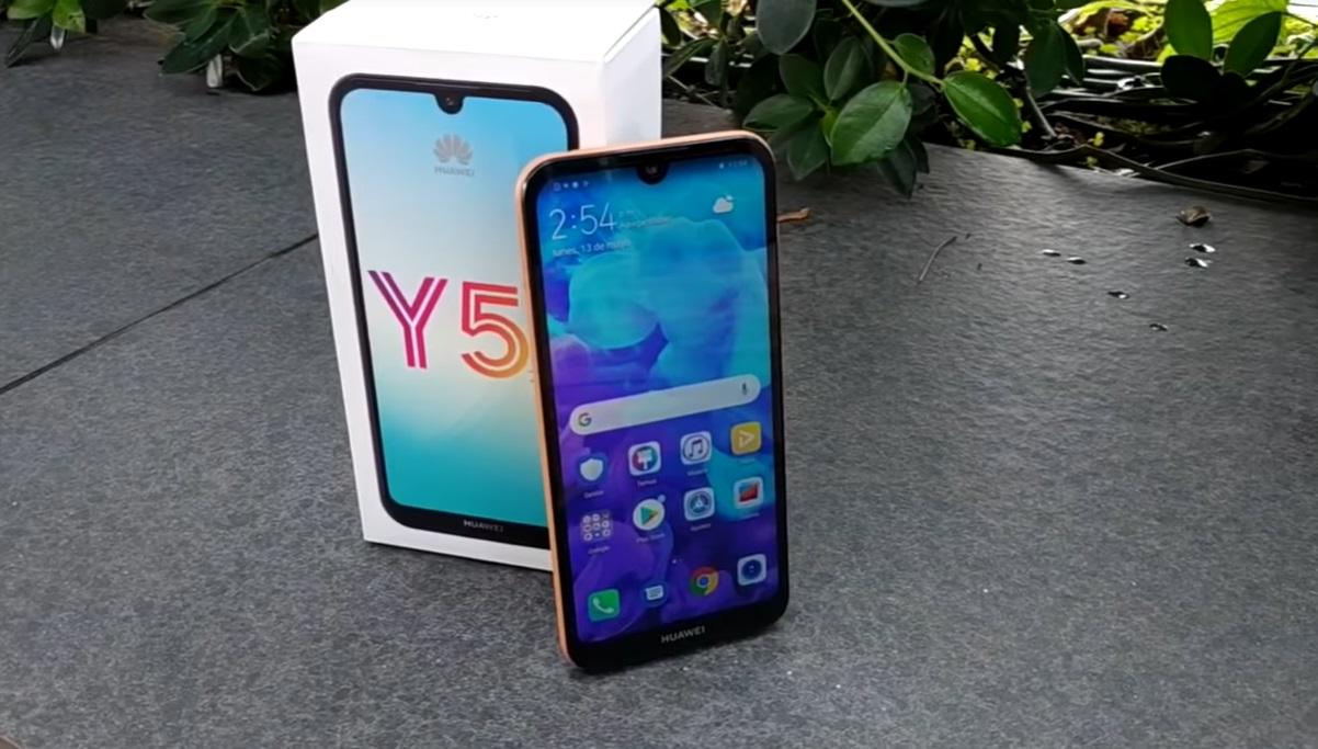 Смартфон Huawei Y5 (2019) — достоинства и недостатки