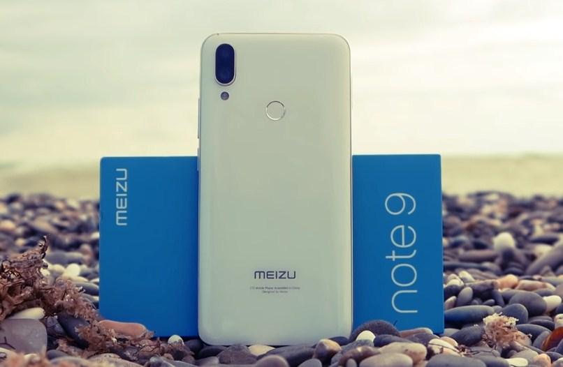Смартфон Meizu Note 9 — достоинства и недостатки