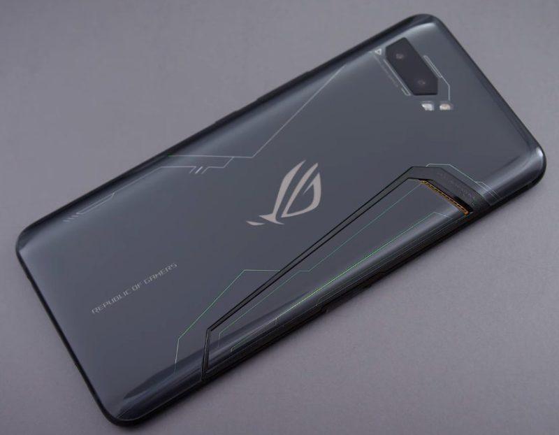 Смартфон Asus ROG Phone II — достоинства и недостатки