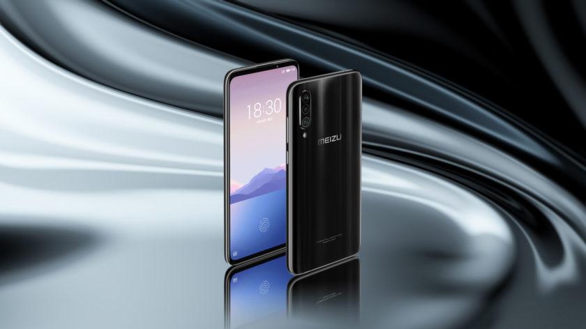 Смартфон Meizu 16Xs — достоинства и недостатки