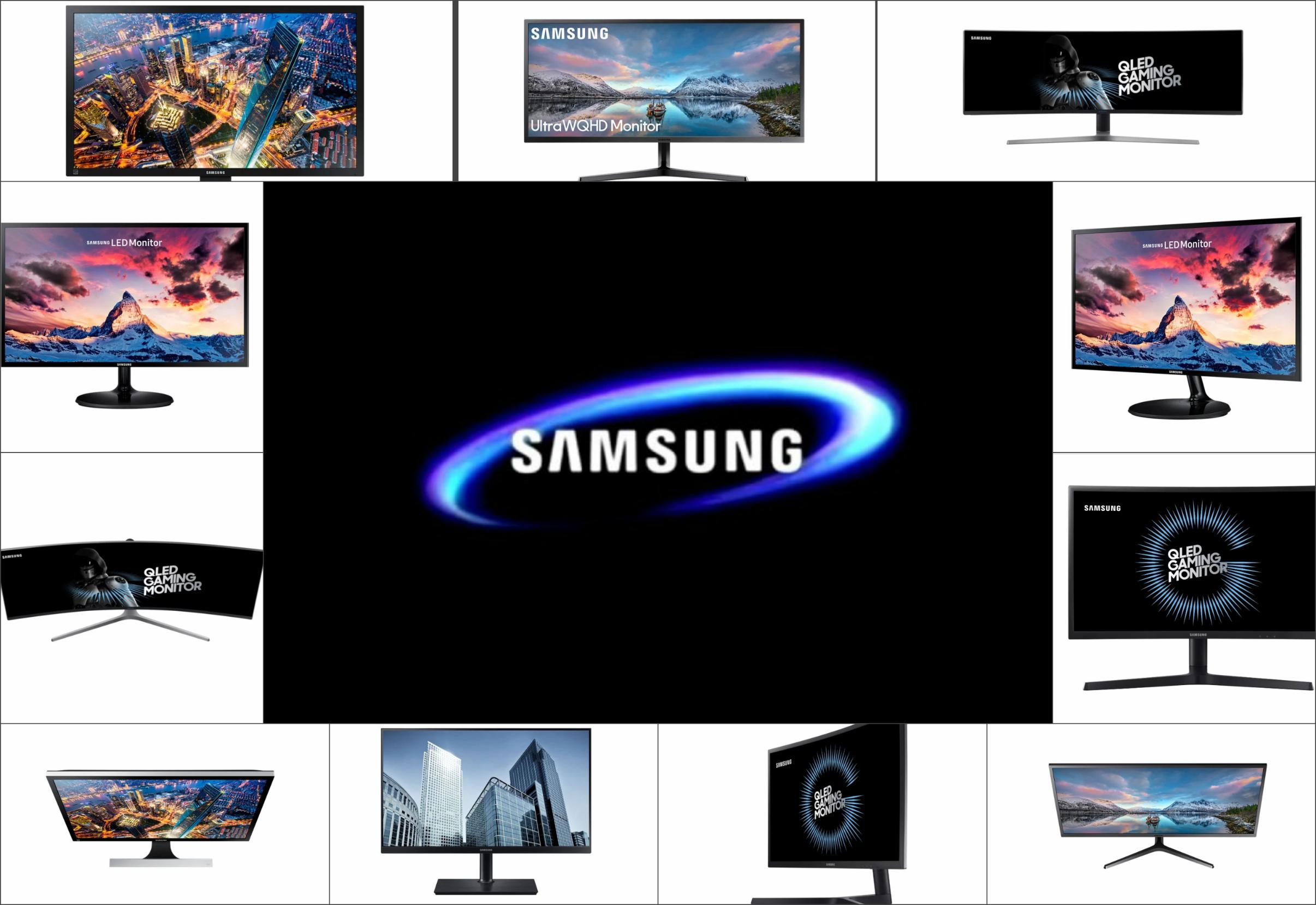 Обзор лучших мониторов Samsung с достоинствами и недостатками