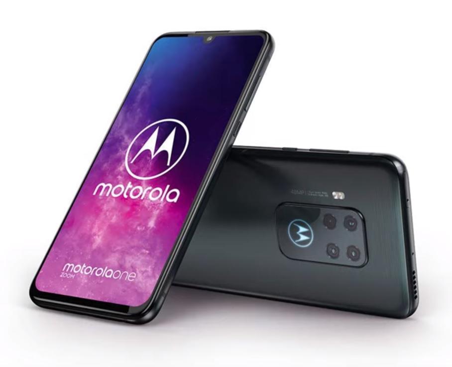 Смартфон Motorola One Zoom — достоинства и недостатки
