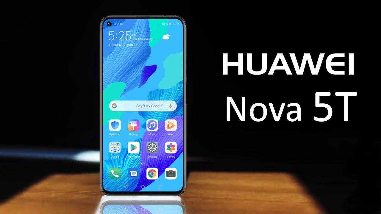 Достоинства и недостатки смартфона Huawei nova 5T