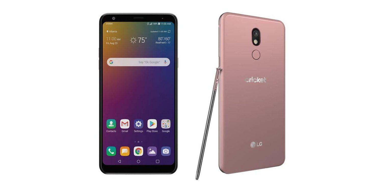 Смартфон LG Stylo 5 — достоинства и недостатки