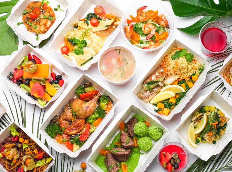 доставка еды для похудения дзержинск