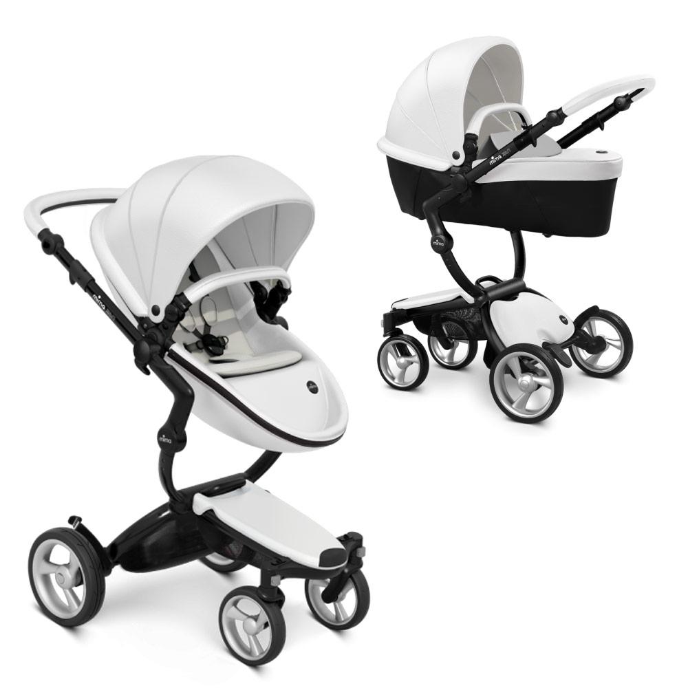 Обзор детской коляски Mima Xari Flair 3G 2 в 1