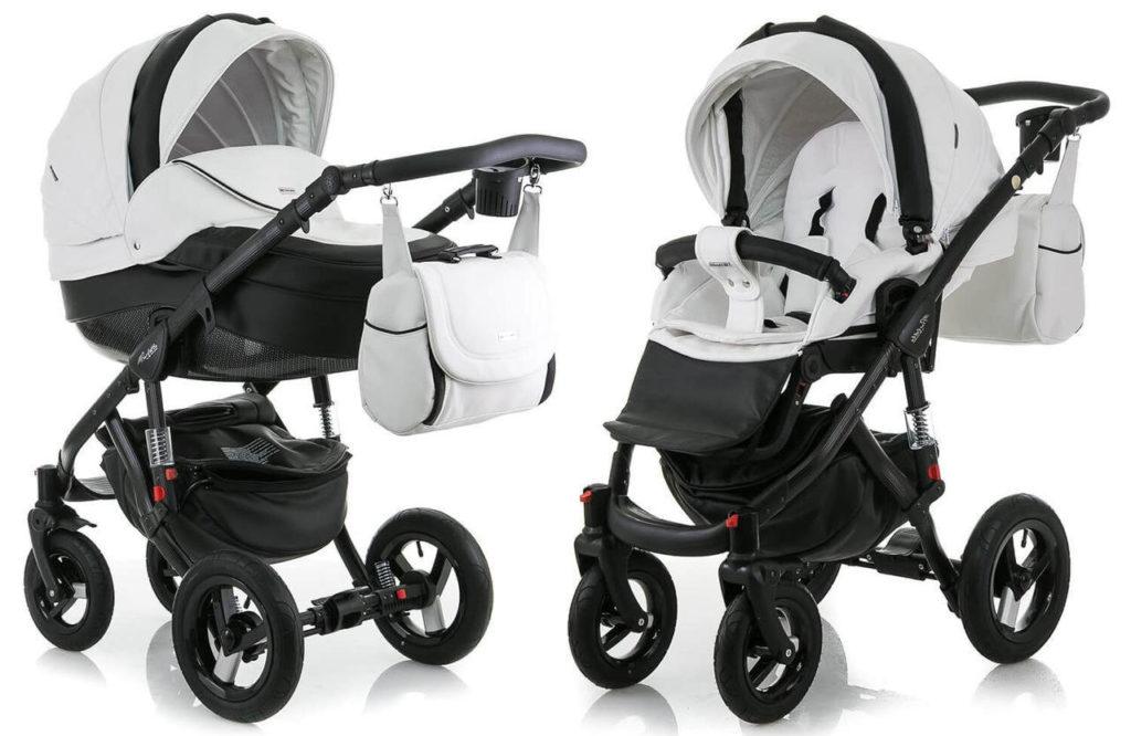Обзор детской коляски Adamex Barletta 2 в 1